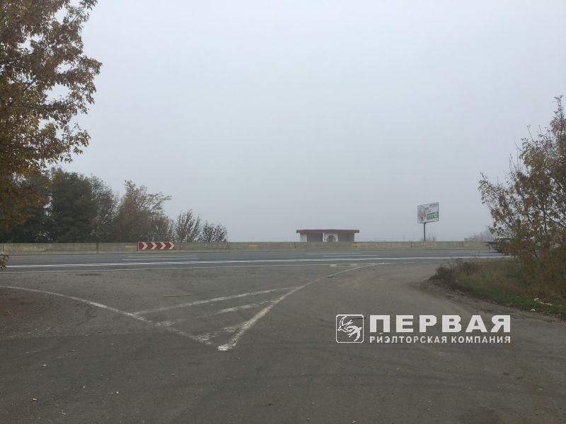 12 участков по 5 га. Трасса Одесса-Киев.