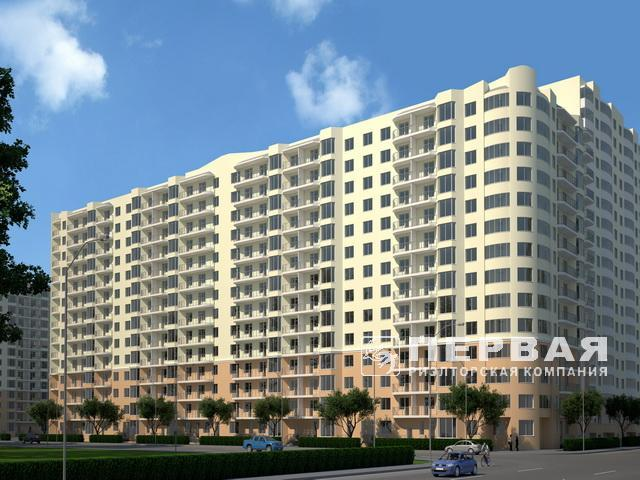 """Apartments from builders in the new """"Vernisage"""" housing complex in the heart of the Kiev district, on Kostandi Street."""