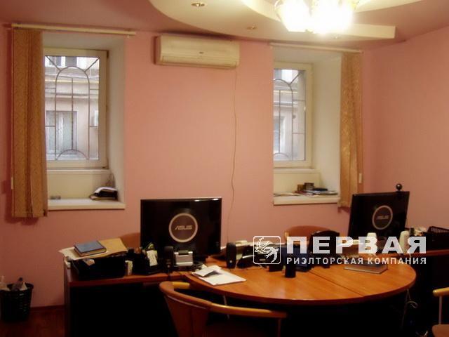 Office apartment 64 sq.m. on the street Knyazheskaya