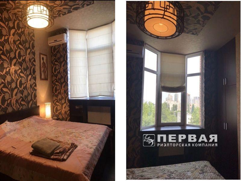 2 bedroom apartment on the 7th floor of the residential complex Perekryostok