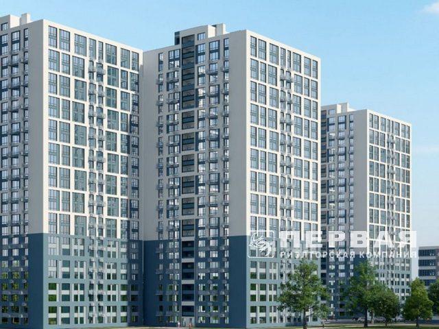 Комплекс апартаментов «Морская резиденция» ул. Академическая