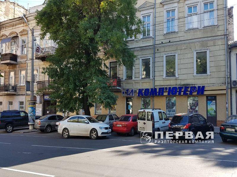 Помещение под магазин/салон 306,2 кв.м. Ул. Б.Арнаутская *