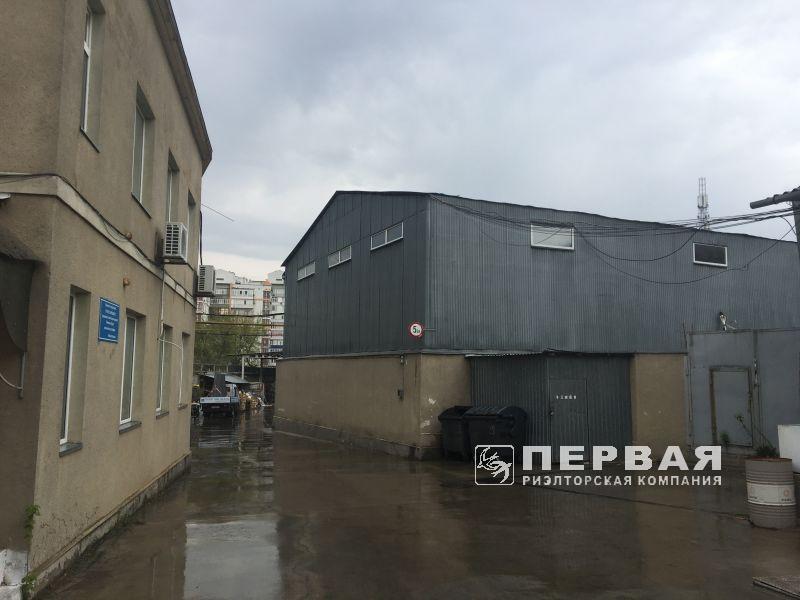 Административно-складской комплекс. Ул. Пишоновская