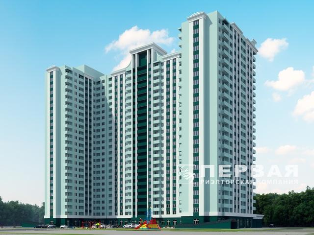New SKY City complex, 2- and 3-room apartments from 61 to 93.2 sq.m. Varnenska str. 27a