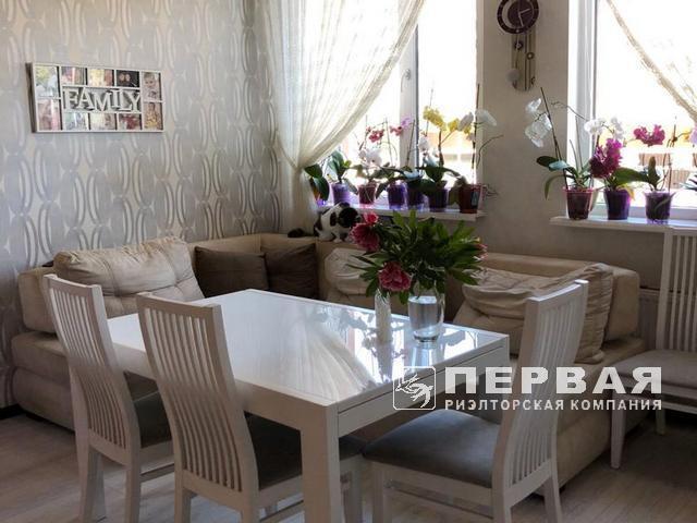 Квартира 48 кв.м. с капитальным ремонтом  ЖК Левитана