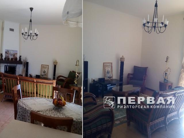 150 sq m house with repairs in Cervon Etor.