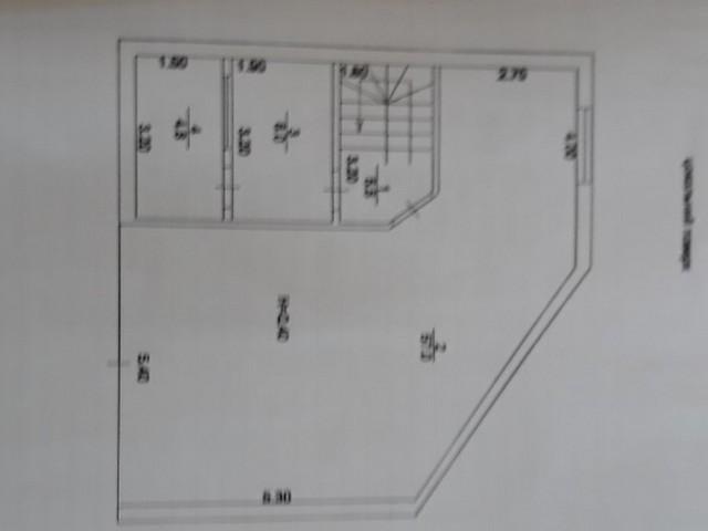 Дом в районе 16 станции Большого Фонтана.