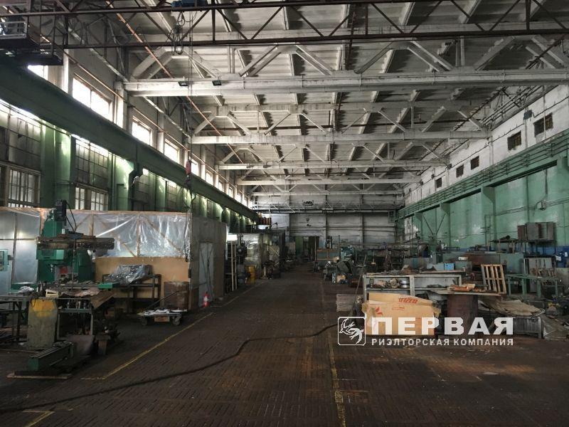 Производственно-складской комплекс на ул.Промышленная.