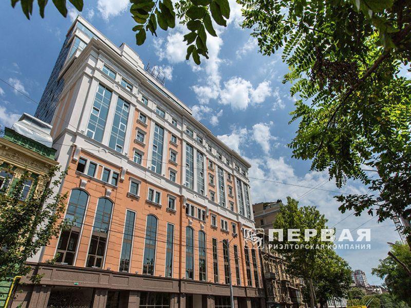 Аренда  ВИП офиса в БЦ на Б.Арнаутской 700 кв.м.
