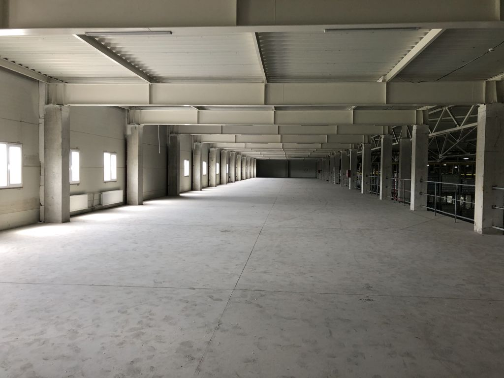 New A-class warehouse for rent. From the owner. No commission.
