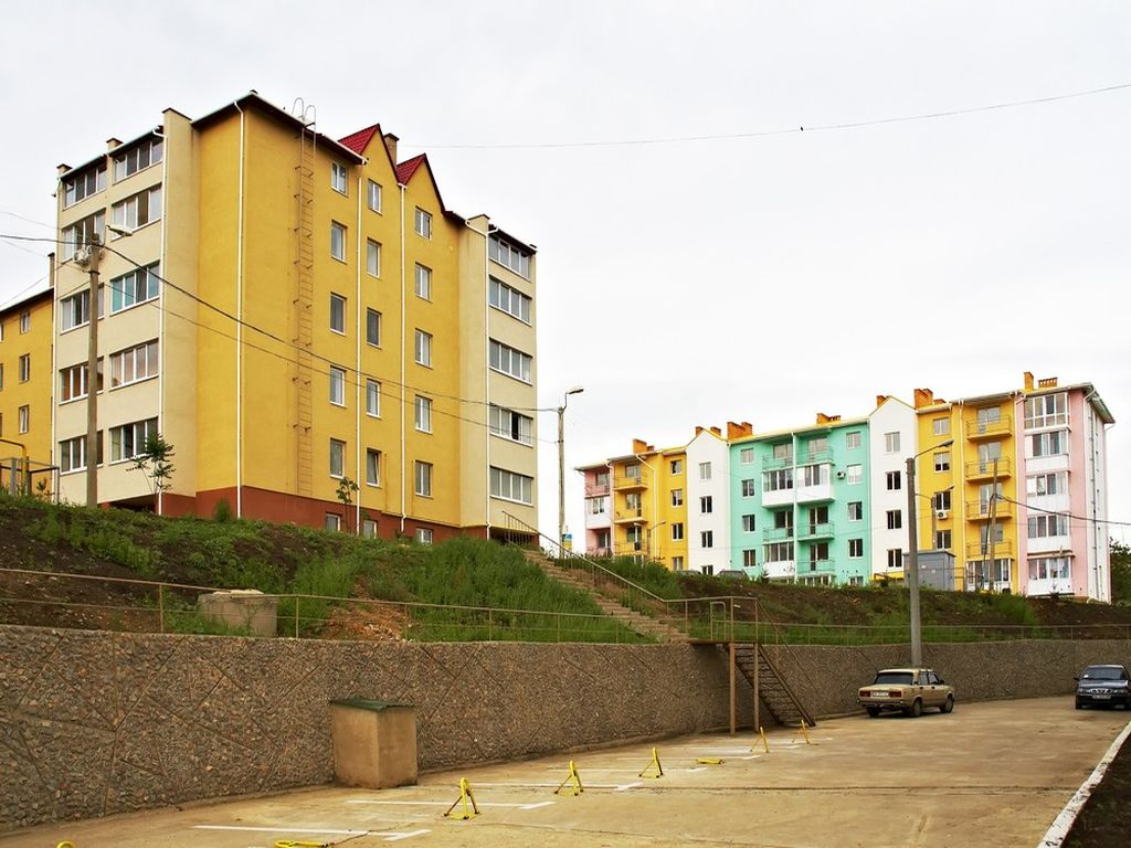 "2-room apartment for sale 59.2 sq.m. residential complex ""Ozerki"""