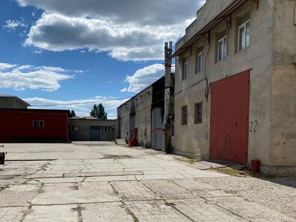 Industrial-warehouse complex on Baltska road