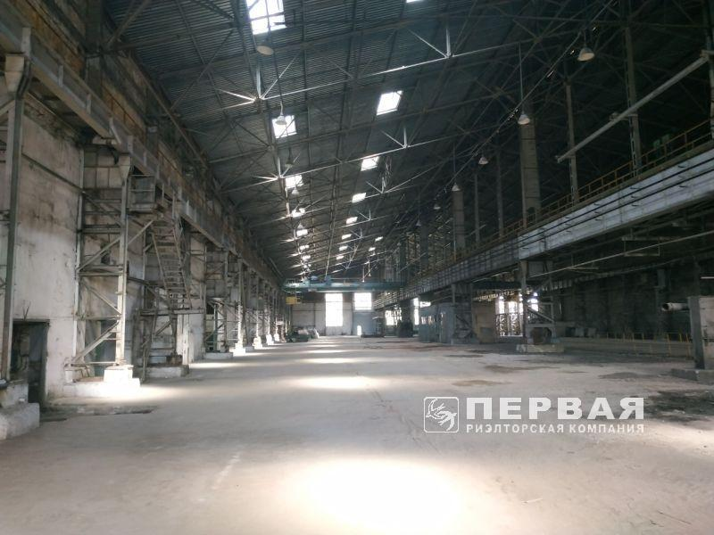 Rent of production and warehouse space 9400 sq m, two railway branches, r Euroterminal.