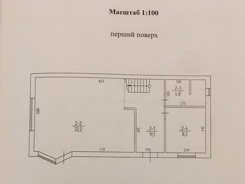 Дом с качественным ремонтом в районе 10 ст. Большого Фонтана