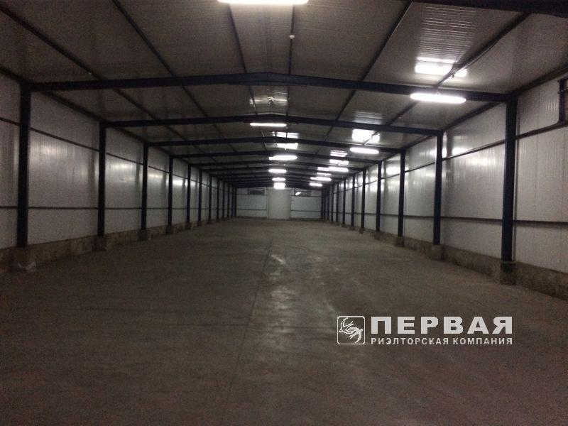Modern warehouse, with total area of 1032 sq.m.