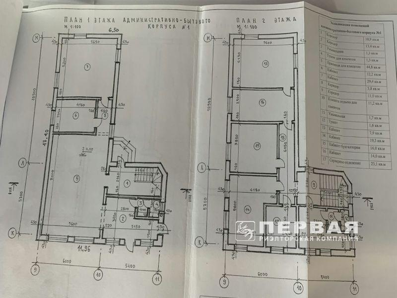 Rent of a detached building Inglesy / Cosmonauts 223 sq m