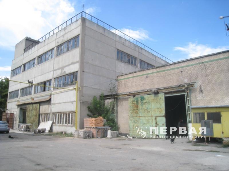 Производственно-складское помещения 965 кв.м.