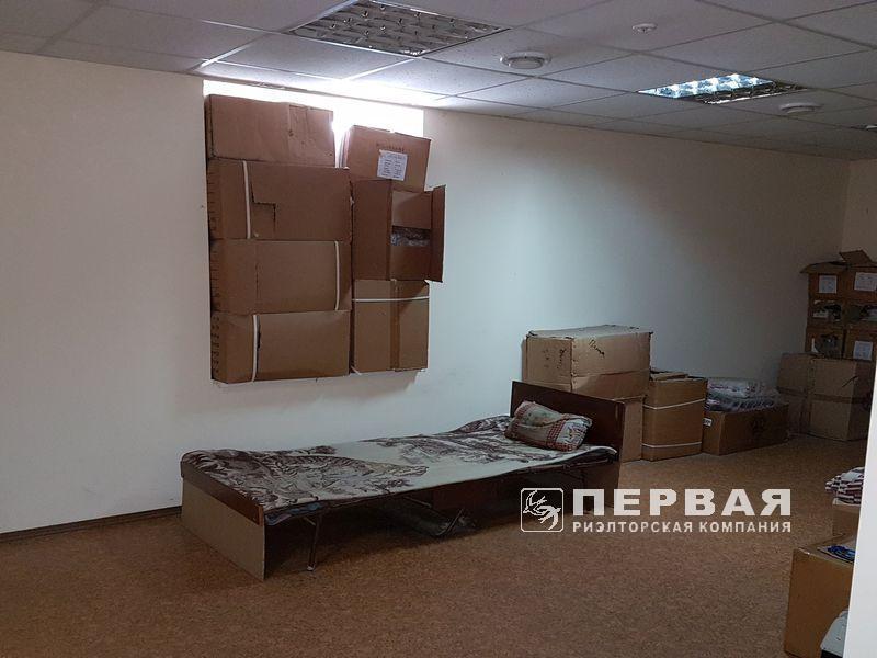 Office building 540 sq.m. St. Bugayvska