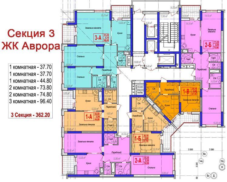 Новый ЖК «Аврора» в самом центре Черемушек