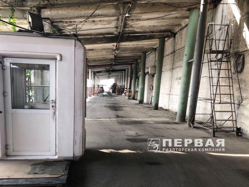 Warehouse on the Nikolaevska Road for rent. 1728 sq.m.
