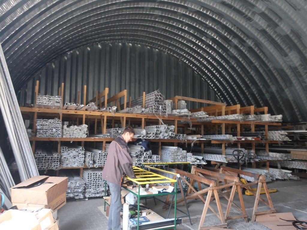 Производственно-складской комплекс. 30 кВт.
