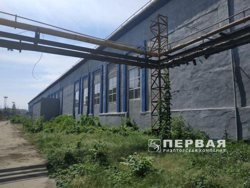 Производственно-складского помещение 4200 кв.м