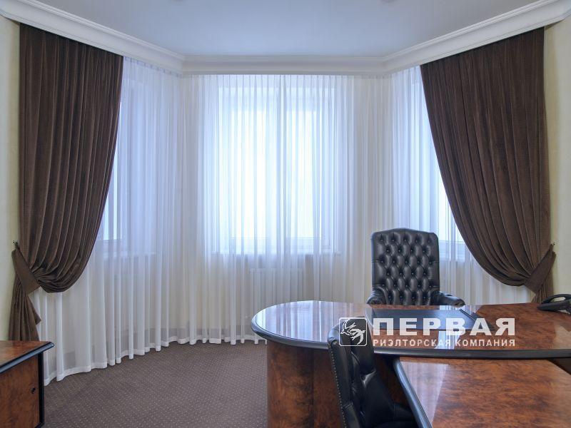 Аренда офиса на ул.Довженко в новом элитном доме.