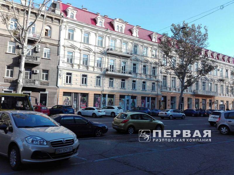 Аренда магазина на Ришельевской/ Жуковского.