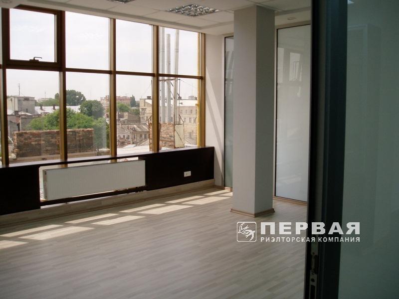 Аренда офиса 200кв.м в новом доме на Греческой площади