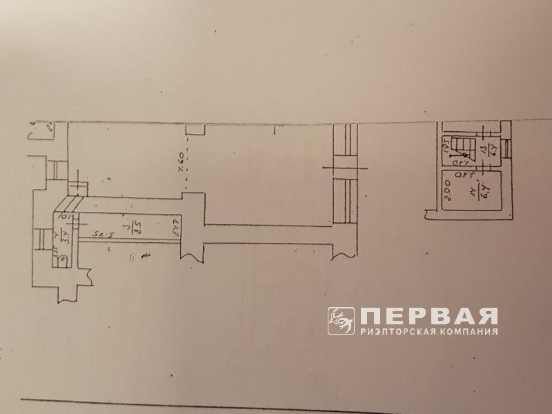 Аренда помещения на Ришельевской / Дерибасовской 85 кв.м