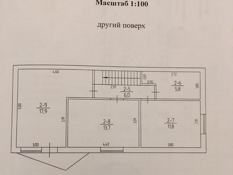 Будинок з якісним ремонтом в районі 10 ст. Великого Фонтану