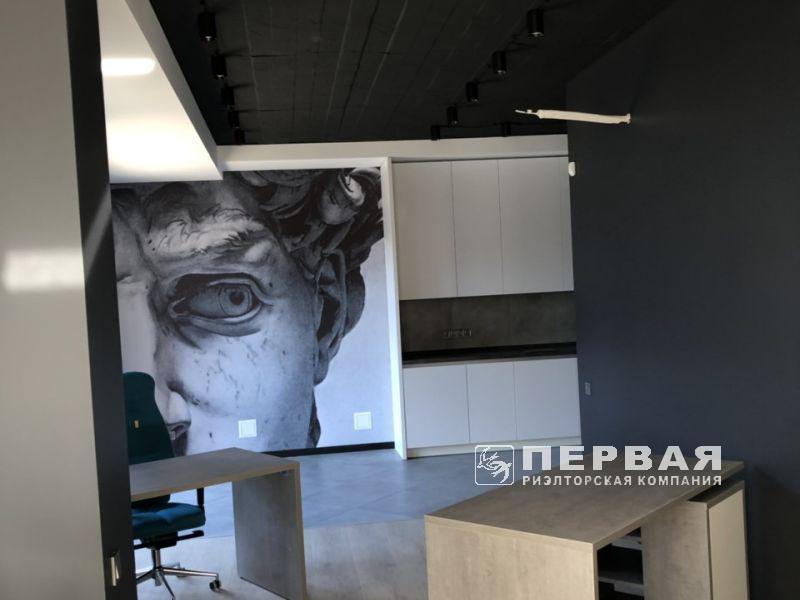 Аренда офиса на ул.Львовской в новом доме.