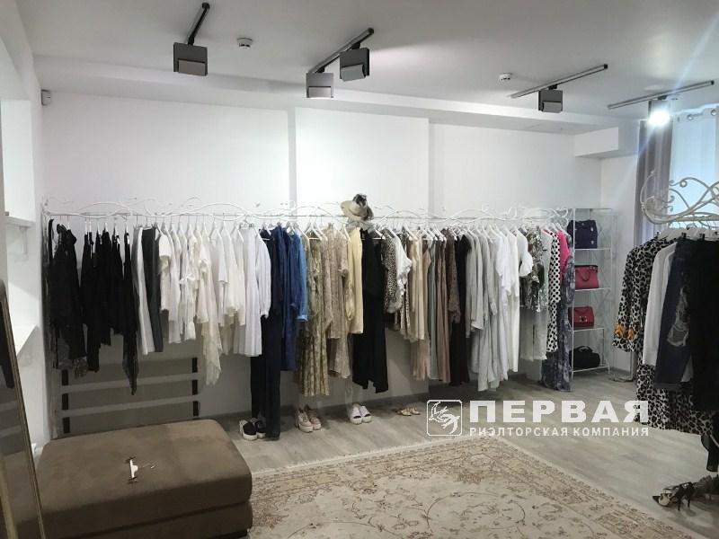 Магазин на вул. Грецька / Рішельєвська, 110 кв.м