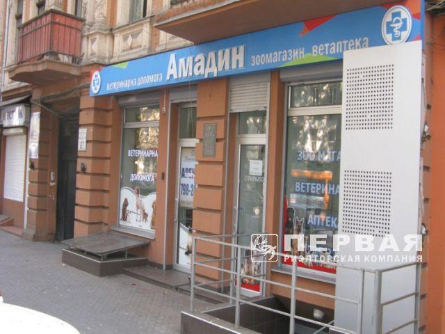 Аренда помещения под кафе в центре города  на ул. Ришельевской.