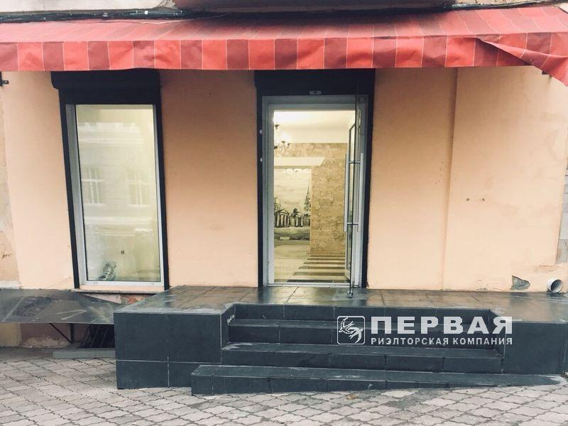 Rent for a shop, salon, office on Deribasovskaya/Pushkinskaya Street.