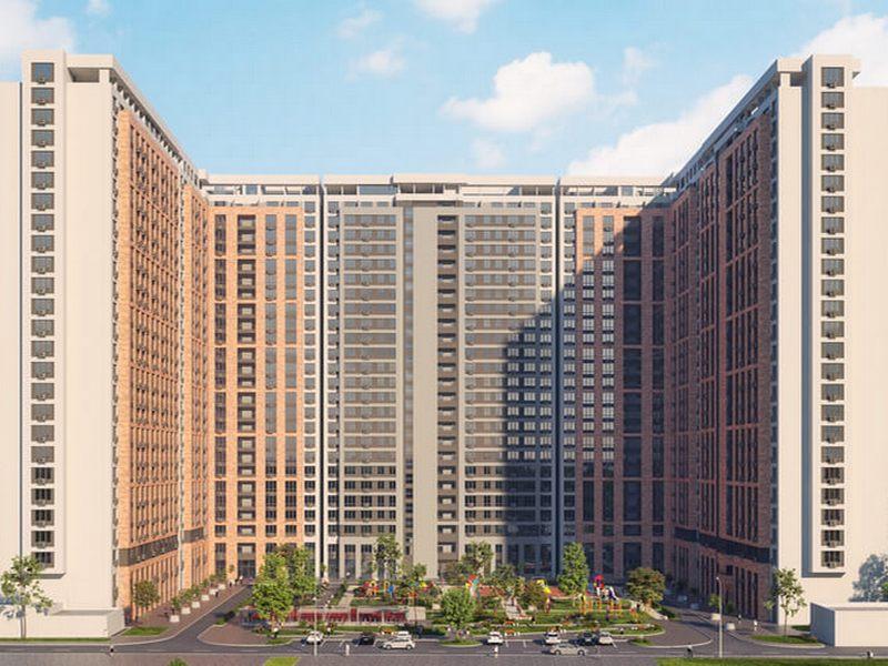 Новый жилой комплекс «Оскар» на пр. Гагарина 9