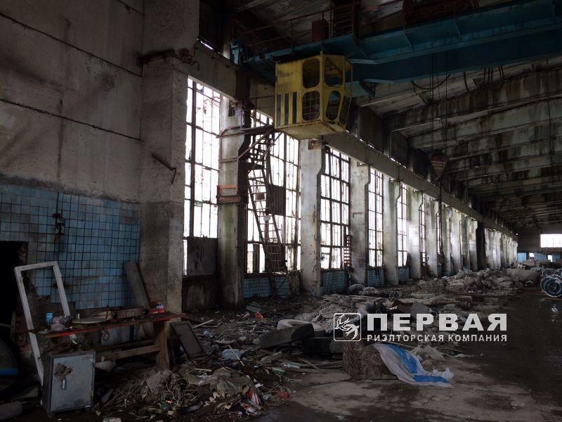 Помещение под производство. ул.Промышленная. 5600 кв.м.