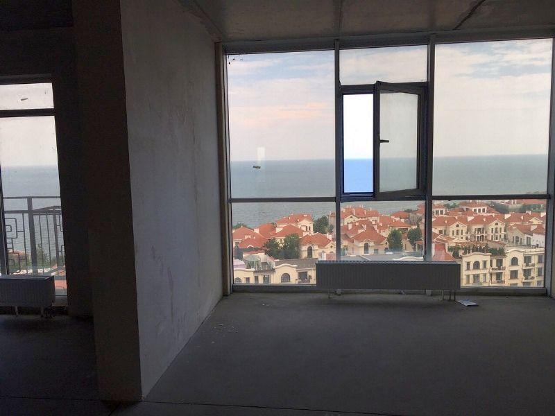 ЖК «9 Жемчужина», 131 кв.м. с видом на море. Французский бульвар.
