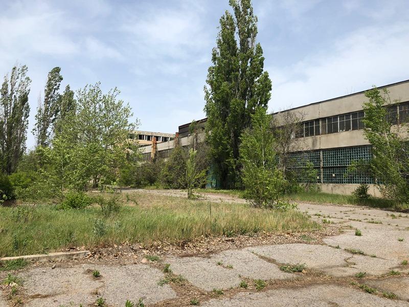 Имущественный комплекс. г.Овидиополь.