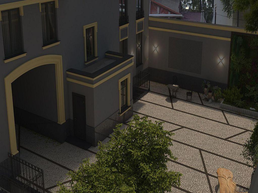 1 ком.квартира в новом ЖК Вентимилья 39 кв.м