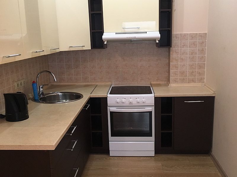 2 bedroom apartment on Frantsuzskiy Boulevard