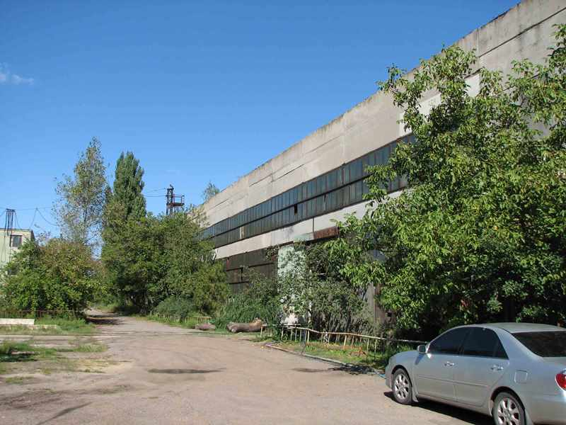 The plant for sale, Rozdilna, 70 km from Odessa.
