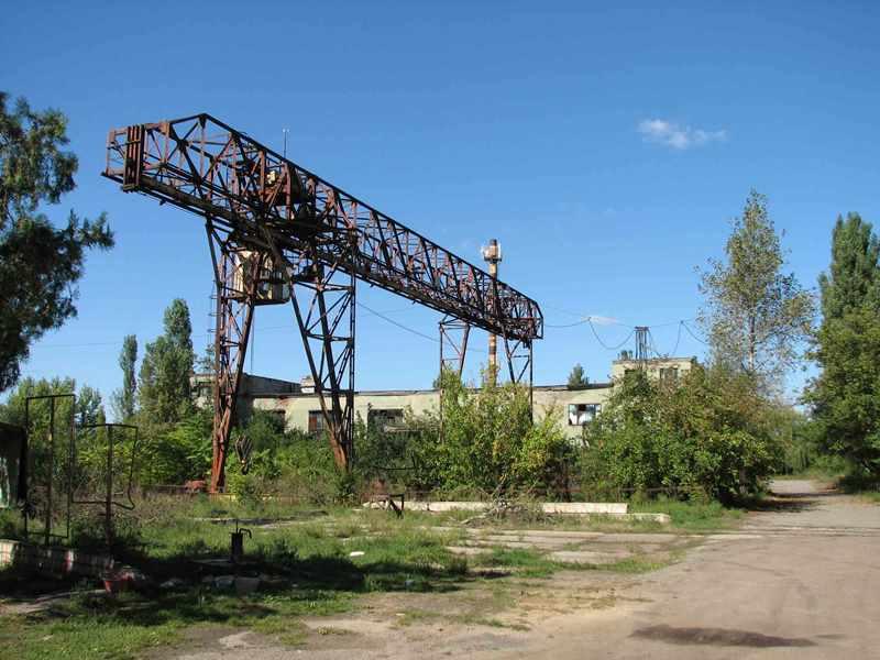 Завод м. Роздільна, 70 км від Одеси.