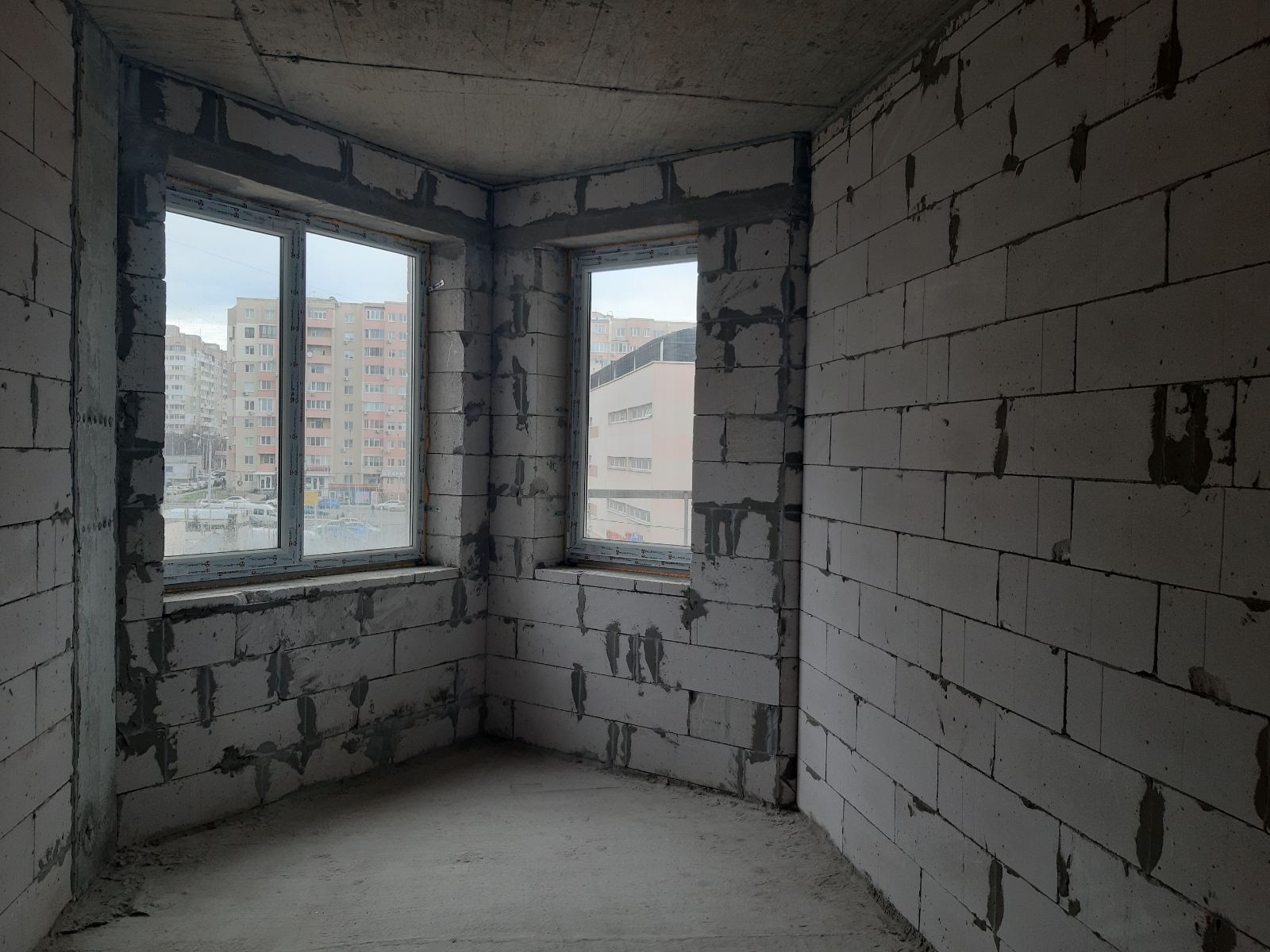 2 bedroom apartment 59.5 sq.m., Zabolotnogo street