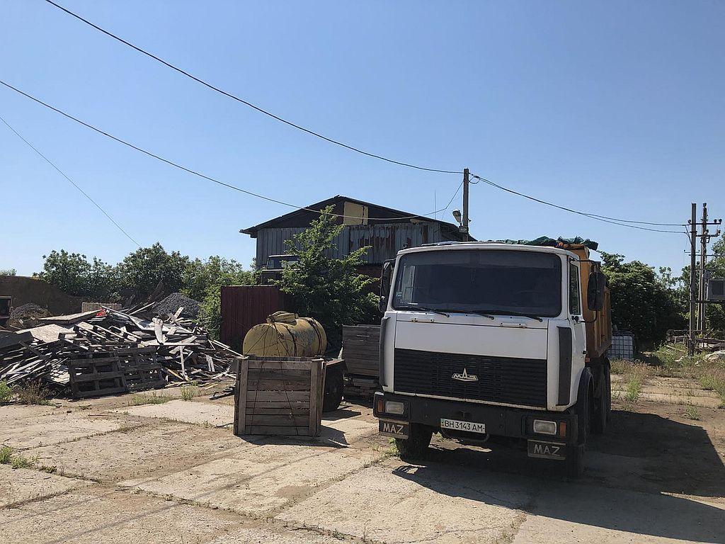 Майновий комплекс, р-н Чорноморського