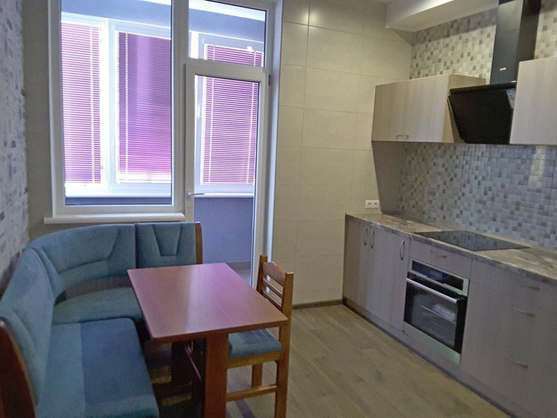 "1-bedroom apartment in RC ""Altair-1"""