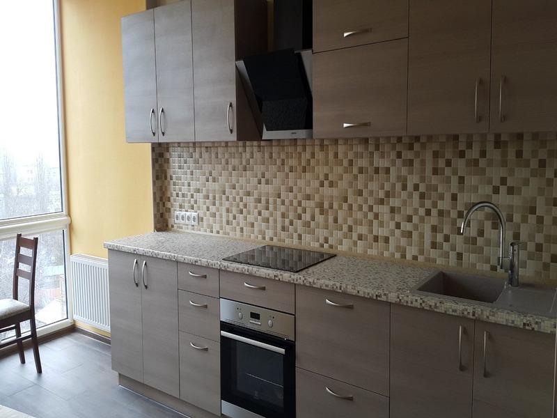 ЖК «Апельсин», 1-но комнатная квартира с ремонтом в новом доме на ул.Среднефонтанской.