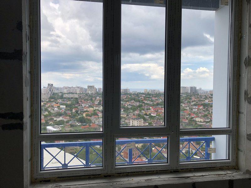 ЖК «Омега» квартира 68,2 кв.м. с видом на море