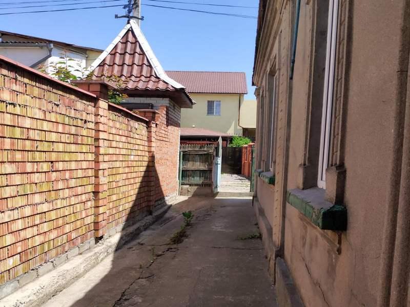 Дом в районе 4 ст. Люстдорфской дороги