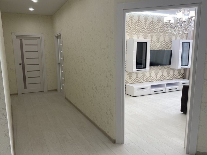 2-х комнатная квартира с ремонтом на ул. Каманина.